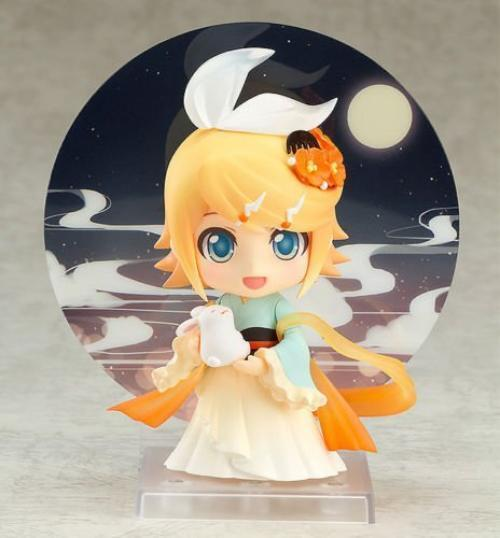 NEW Nendgoldid 768 Vocaloid KAGAMINE RIN Harvest Moon Ver Figure GoodSmileCompany