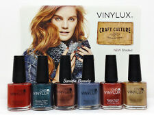 VINYLUX Nail Polish- CND CRAFT CULTURE '16  Collection (223-226,228,229 )