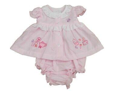 BNWT Tiny Premature Preemie Baby Girls tweet tweet  dress cardigan and socks