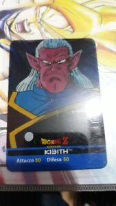 dragon-ball-lamincards-edibas-italia-serie-oro-n-100