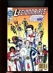 1993-94-DC-Comics-034-Legionnaires-034-1-to-17-U-Pick-NM-BX58