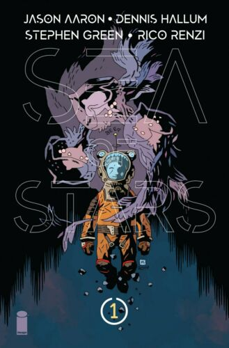 Sea of Stars #1 Cover B Image Comics 1st Print EXCELSIOR BIN