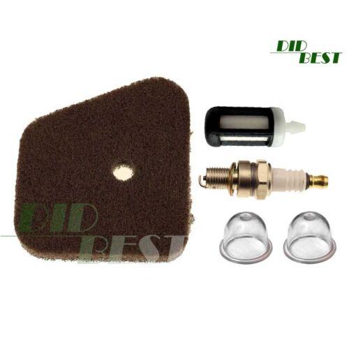 Luftfilter Zündkerze für Stihl FS90 FS90R FS100 FS100R FS110 FS110R FS130