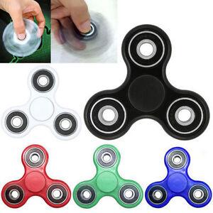Hand-Spinner-Tri-Fidget-Ceramic-Ball-Desk-Toy-EDC-Stocking-Stuffer-Kids-Adult