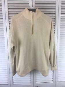 Aureus-Sportswear-Golf-Jacket-Coat-Men-039-s-Size-XL-Windbreaker
