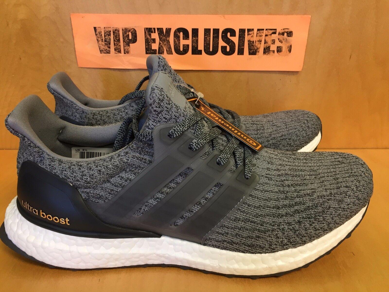 Adidas ultra impulso impulso impulso 3,0 mistero heather grigio, grigio scuro ultraboost ba8849 2017 a5415e