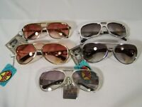 Official Tlc Elvis King Rock Star Aviator Glasses-sunglasses/dr.peepers/visualey
