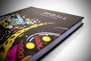 PINBALL - Santiago Ciuffo: 208-page hardcover glossy coffee table photo book