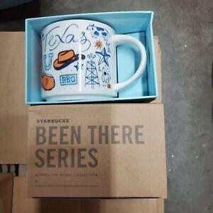 "Starbucks TEXAS 14 oz Mug ""Been There"" edition, Brand New, Free Shippin"