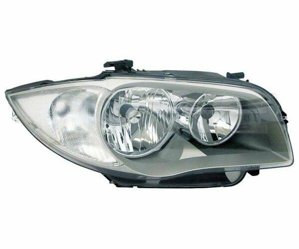 TYC Headlight 20-0650-05-2