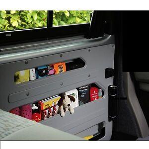 Kiravans-VW-T5-door-store-left-sliding-door-extra-storage-DIY-Campervan