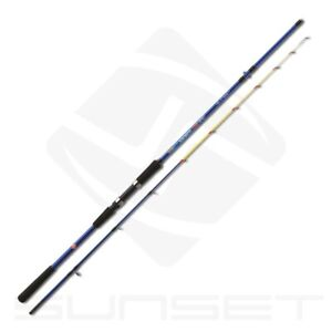 Rod By Eging Sunsepia XRS2 Various Measures Sunset Cuttlefish Fishing Boat Sea