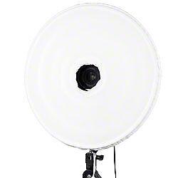 Walimex anillo lámpara 90w para retrato y beautyfotografie 3 tubos