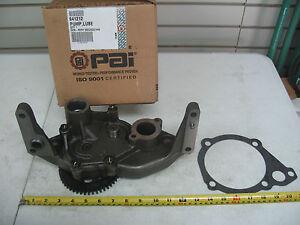 Detroit diesel series 60 oil pump 140l egr pai pn 641212 ref image is loading detroit diesel series 60 oil pump 14 0l fandeluxe Image collections
