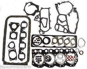 passend für Nissan Terrano Maverick 2.7 TD TD27 kompletter Motor