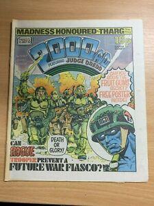 2000AD-Prog-272-10-Juillet-1982-GB-Grand-Papier-Bd-Judge-Dredd