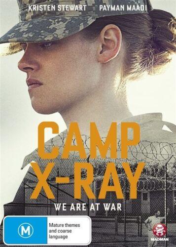 1 of 1 - CAMP X-RAY Brand new sealed dvd free post! Kirsten stewart