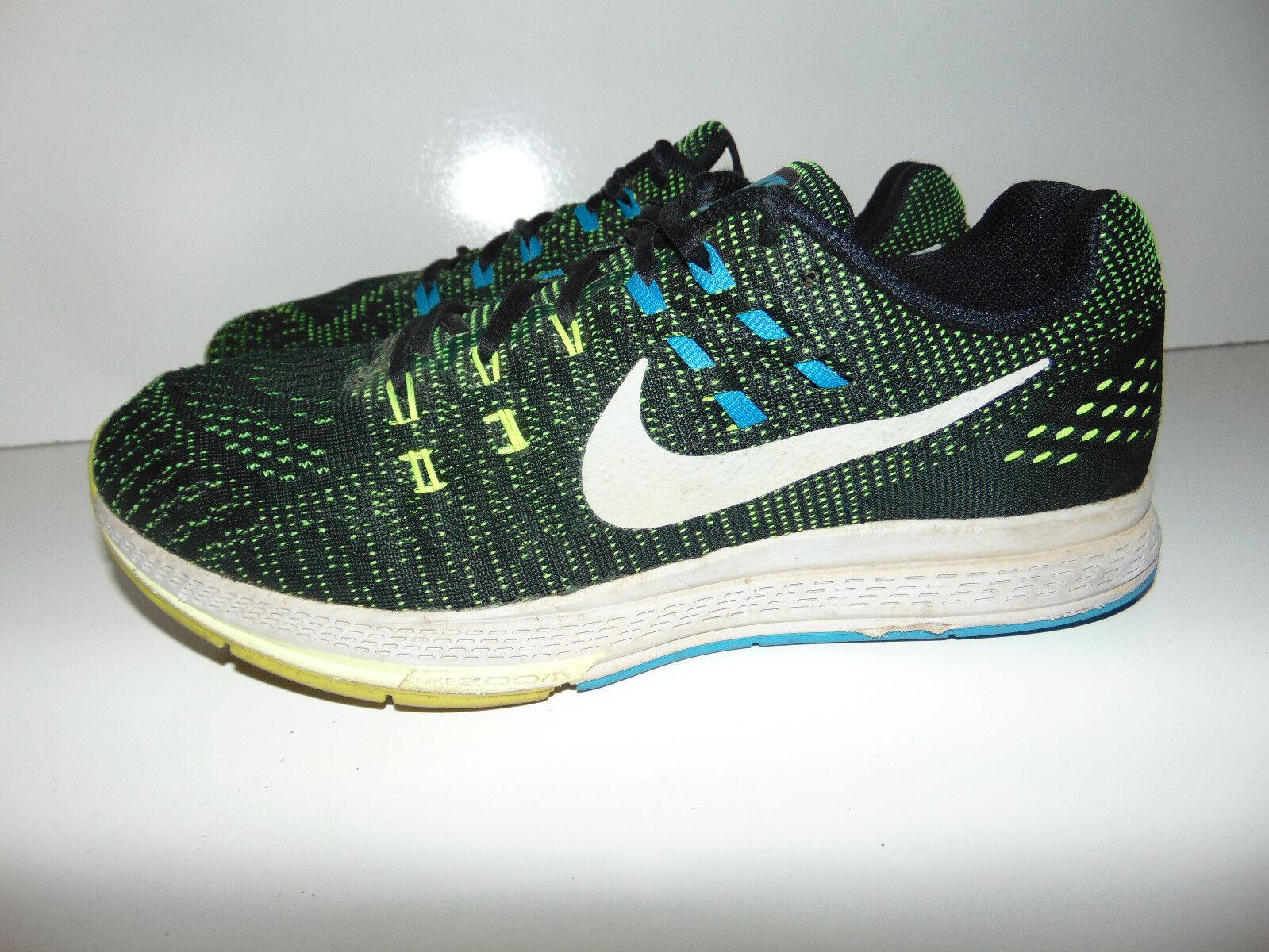 Nike Nike Nike zoom struttura 19 43 blu giallo grigio usato bene   | Commercio All'ingrosso  | Italia  | Aspetto Attraente  1345ca