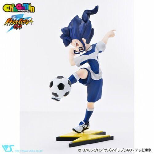 VOLKS CharaGumin Non Scale Color Resin Kit Tsurugi Kyousuke Inazuma 11 GO Figure