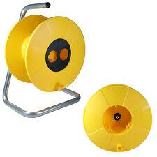 Carrete vacío Cable/Tambor Portador & Dispensador - 16a 110v 240v-Soporte de almacenamiento de información de energía ordenado