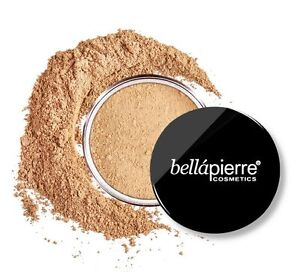 BELLAPIERRE Mineral Foundation Powder - Nutmeg