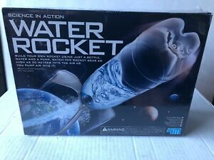4M-Science-In-Action-Water-Rocket-Kit-Educational-Toy-BRAND-NEW-SEALED