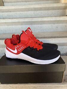 Nike Free Metcon Training Crossfit Red