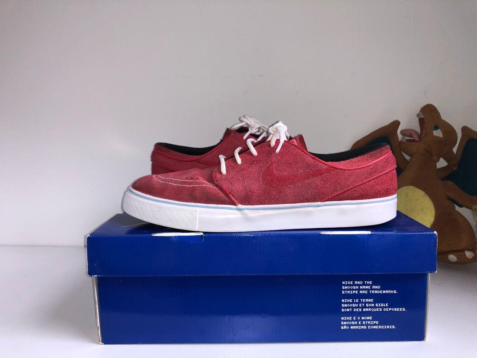 Nike Stefan Janoski rojo zapatillas rojo Janoski / Azul Precio temporada deportes la reducción de recortes de precios, beneficios de descuentos 0e9de7