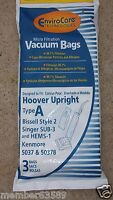 Vacuum Bag Fit Hoover A Micro Filtration Elite Powermax Runabout Concept Decade