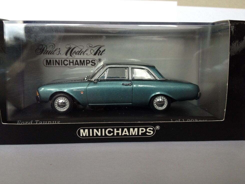 MINICHAMPS 1 43 Ford Taunus 1960 430085107