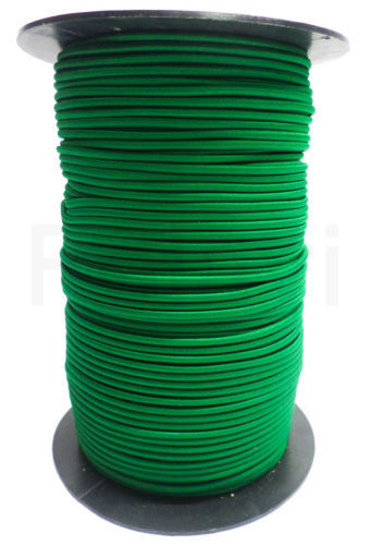 Corde élastique 5 mm d/'extension Cordon Câble plat 48 Variantes