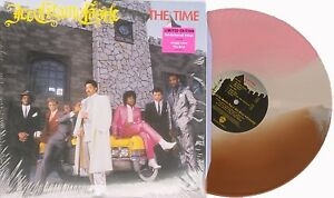 PRINCE-The-TIME-LP-Ice-Cream-Castles-TRI-COLOURED-VINYL-New-SEALED-In-Stock