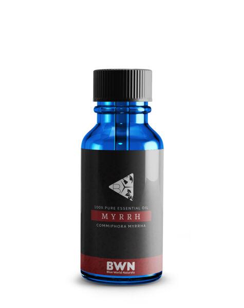 Myrrh - 100% Pure Therapeutic Grade Essential Oil by Blue World Naturals