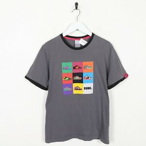 Vintage-NIKE-Dunk-Graphic-T-Shirt-Grey-Medium-M