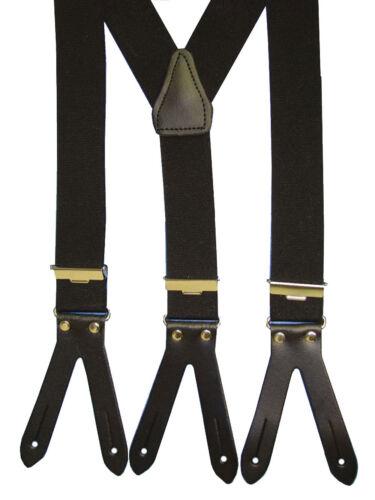 HT-Y-487 Braces with Button holes 120cm Long 3,5cm