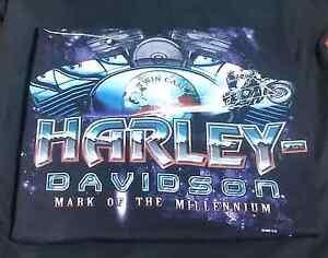 NEW Harley-Davidson MARK OF THE MILLENNIUM T-Shirt RENO NV Size Medium