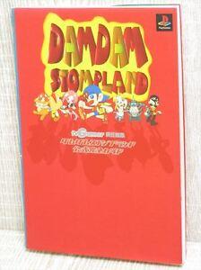 Damdam Stompland Guide Play Station Livre Ax56 Ilw6rvig-07171209-463023406