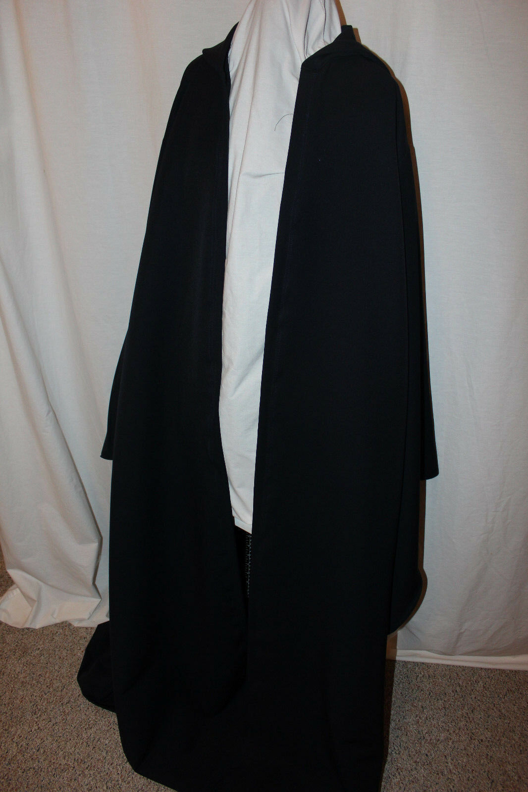 NEW! Post apocalyptic Star wars, Wizzard Hooded cloak Long sleeved, One size