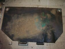 Vintage Oliver 77 Row Crop Tractor Steering Cover 1950