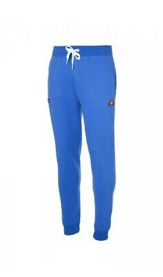 Ellesse Men's Joggers Track Pants Navy Blue Barrason