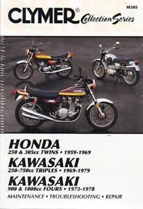 image is loading 1959-1978-honda-twins-kawasaki-triples-and-fours-