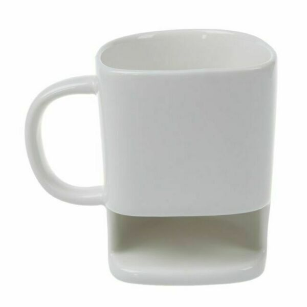 1pc 8.8oz Dunk Mug Ceramic Cookies Cookie Coffee Cup With Biscuit Pocket Holder2