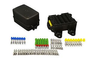 7 Way Micro relay box