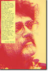 TERENCE MCKENNA ART PRINT 2 PHOTO POSTER QUOTE LSD ACID PSYCHONAUT PEYOTE