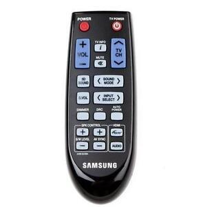 NEW-Genuine-Samsung-HWD450-HW-D450XU-HWD570-HW-D570-XU-Remote-Control