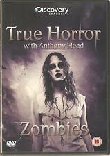 TRUE HORROR WITH ANTHONY HEAD - ZOMBIES DVD
