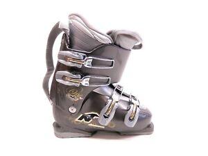 Ski Boot Size 24.5 Dark Gray 285   eBay