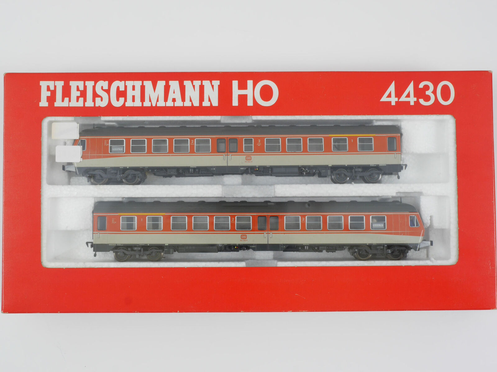 Fleischuomon 4430 Motrice Trasporto Br 614 DB Top  Conf. Orig. 16072547