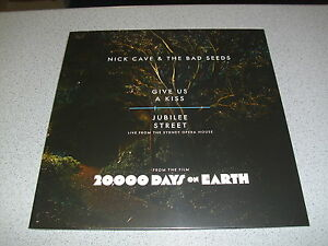 Nick-Cave-amp-The-Bad-Seeds-Give-Us-A-Kiss-10-034-Vinyl-20000-Days-On-Earth