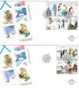 Nederland-2004-NVPH-E506-1-2-FDC-506-1-2-Decemberzegels